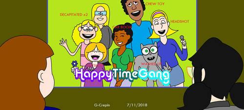 Muppet Version 75 (HappytimeMurders fanart) by G-Crepin