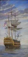 HMS Vanguard reworked by dashinvaine