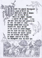 Maulric ballad by dashinvaine