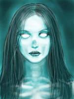 Night of the Glowing Bones by dashinvaine