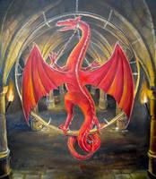 Dungeon Bound Dragon fin by dashinvaine