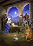 Nativity Scene by dashinvaine