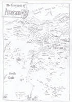 Map of Aratan by dashinvaine