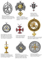 Templar Jewellery Designs sheet 1 by dashinvaine