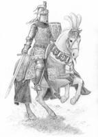 Edward The Black Prince by dashinvaine