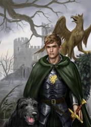 Harbinger Chronicles: Retribution cover by dashinvaine