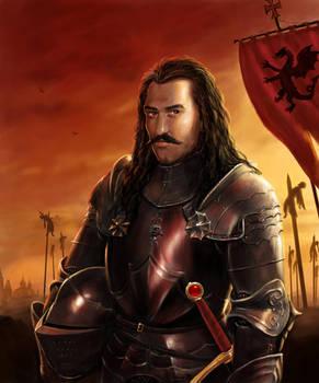 Vlad the Impaler: Monster or Hero? by dashinvaine