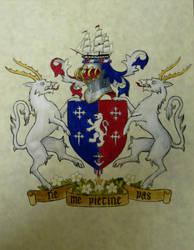 Heraldry by dashinvaine