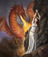 Eb Dragon by dashinvaine
