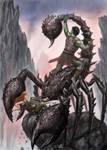 Scorpion Fight by dashinvaine