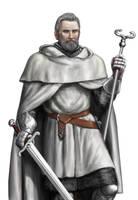 Cleric Warrior by dashinvaine