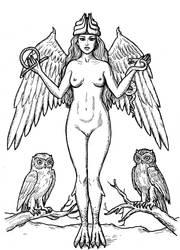 Lilith by dashinvaine