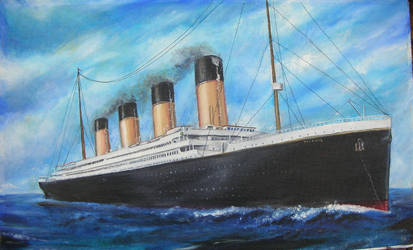 Titanic - cs by dashinvaine