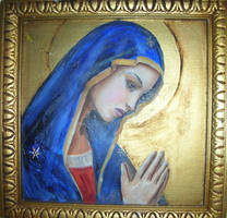 Mary icon by dashinvaine