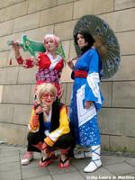 Naruto Kimono Style by Des-Henkers-Braut