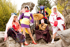 Amaterasu - Group by Des-Henkers-Braut