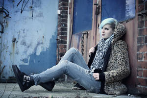 Iced Punk by Des-Henkers-Braut