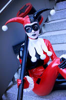 Mademoiselle Harlequin by Des-Henkers-Braut