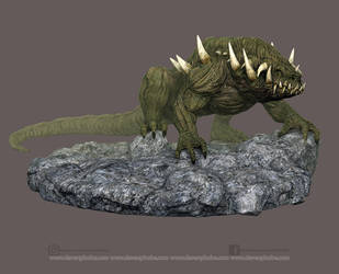 Monster34 by devenphobe