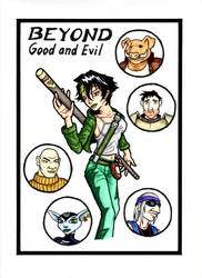Beyond Good and Evil People by Tzoli
