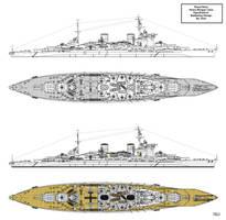 Henry Morgan class Battleship by Tzoli