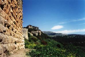Fort Nimrod by chanina