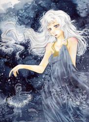 Snow Ballerina by Sadyna