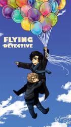 SH - Flying Detective- by Sadyna