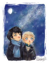 SH -Stars by Sadyna
