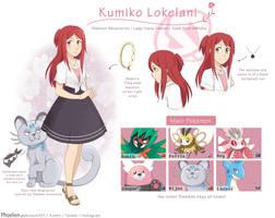 Kumiko Lokelani by Phoelion
