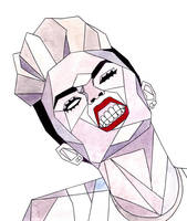 Miley by surrealtoons