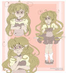 .:Annette   Sketchpage:. by Morning-Strawberry