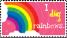 Rainbow Stamp by rainbowramen321