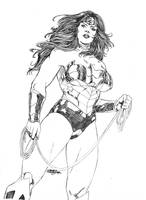 Wonder Woman New52 0114 by JeanSinclairArts
