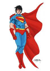 Jean Skc Color Trinity Super Jon Kent by JeanSinclairArts