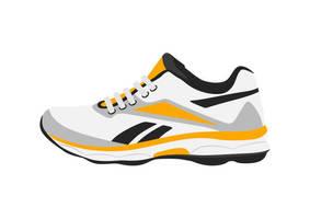 Sport-shoe-flat-vector-illustration by superawesomevectors