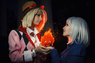 Howl's Moving Castle by Son-So-Hyun