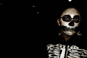 Skeleton Man by Jayreason