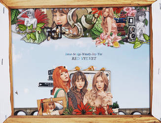 Red Velvet (21st Century) (SHARE) by quynhanhmeomap