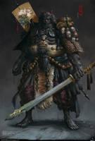 Wuguan king by yangqi917