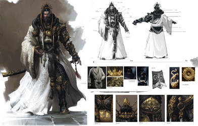 Li King by yangqi917