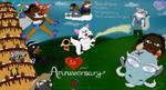 Key to My Heart 10 yr anniversary by S-D-F-Studios