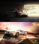 .: BMW 6-Series    Team Australia :. by Klaus-Designs