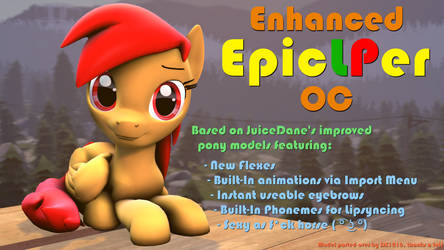 [SFM/DL] Enhanced EpicLPer OC by EpicLPer