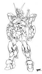 Forte Gundam by Rekkou