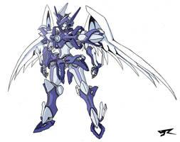 Wing Zero ver ??? by Rekkou