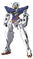 Gundam Exia ver. Rekkou by Rekkou
