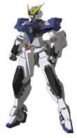 Break Gundam by Rekkou