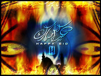 Happy Eid by lover-world