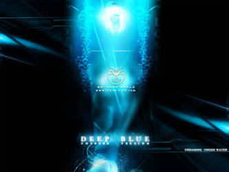 Deep Blue by lover-world